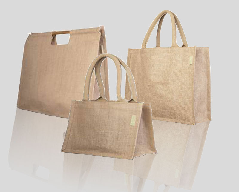 Shopping Bags in Eco Jute
