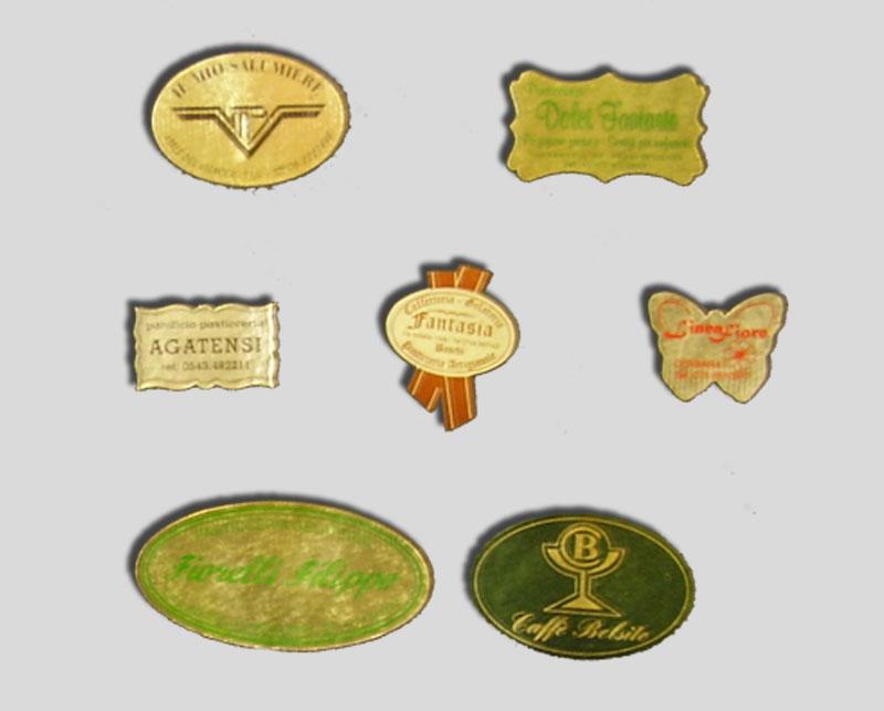 Nastri ed etichette